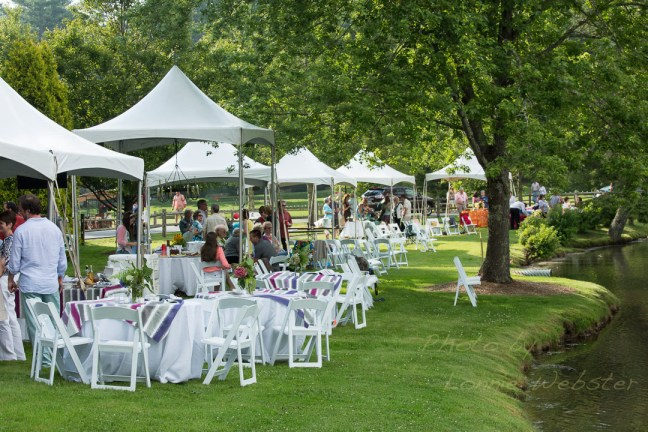 Symphony by the Lake at Chetola Resort in Blowing Rock - Photos by Lonnie Webster