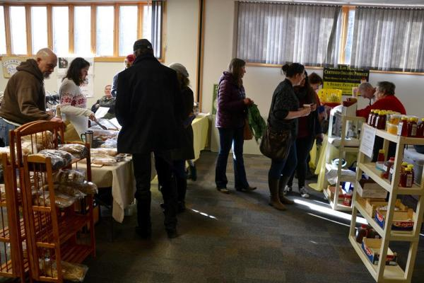 Winter Farmers' Market Vendors