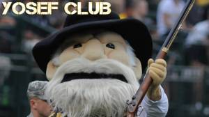 Boosted by the announcement that Appalachian State had accepted an invitation to join the Sun Belt Conference, the Yosef Club raised a record $603,300 in the month of April. Photo courtesy of ASU Athletics