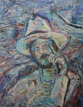 blue-self-portrait-28x22