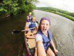 canoe race