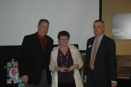 The Blowing Rock Inn took home the prestigious Business of the Year award