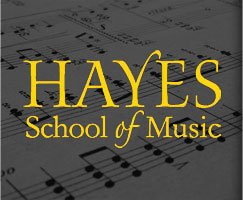 Hayes School of Music logo