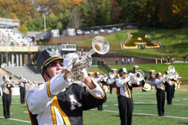 Appalachian State University will welcome alumni and friends to join in a week of homecoming festivities beginning Oct. 17. Photos by Marie Freeman
