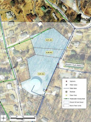 Junaluska property map