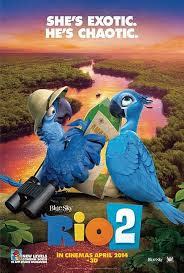 Movie Review Rio 2 Is Clumsy And Annoying High Country Press