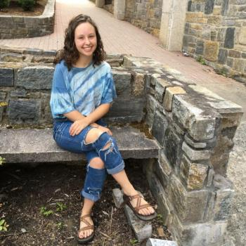 For Alaina Storch, a third-year global studies major originally from Greensboro, research, collaboration and follow-through paid off when Appalachian State University Chancellor Sheri N. Everts agreed to affiliate with the Workers' Rights Consortium (WRC).