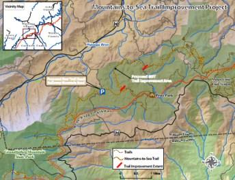 Trail Bid Map
