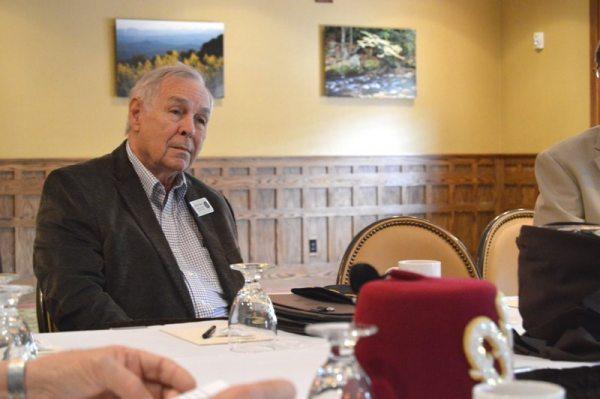 Blowing Rock Mayor Pro Tem Albert Yount