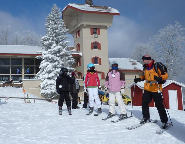 skiing101