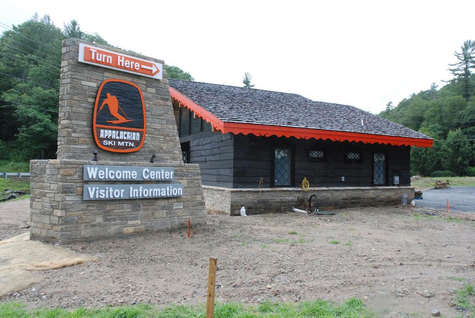 App Ski Mtn  Hopes To Open New Visitor Center With High Country Host