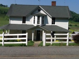 In addition to being property in the Voluntary Farmland Preservation, it is also listed under the National Register of Historic Places.