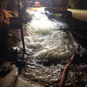 UPDATE: Town of Blowing Rock Main Water Line Has Been Repaired - Water Restrictions Have Been Removed