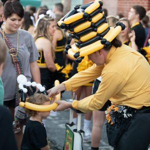 App State Homecoming Festivities Planned for Oct. 25-31