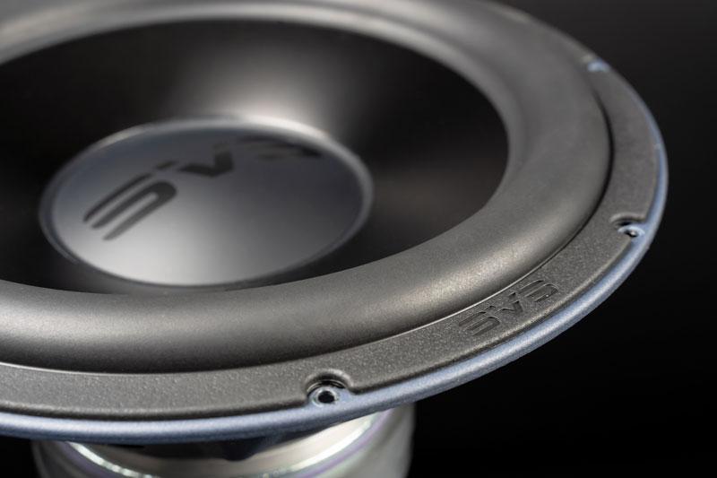 Le haut-parleur 12 pouces de la série 2000 Pro
