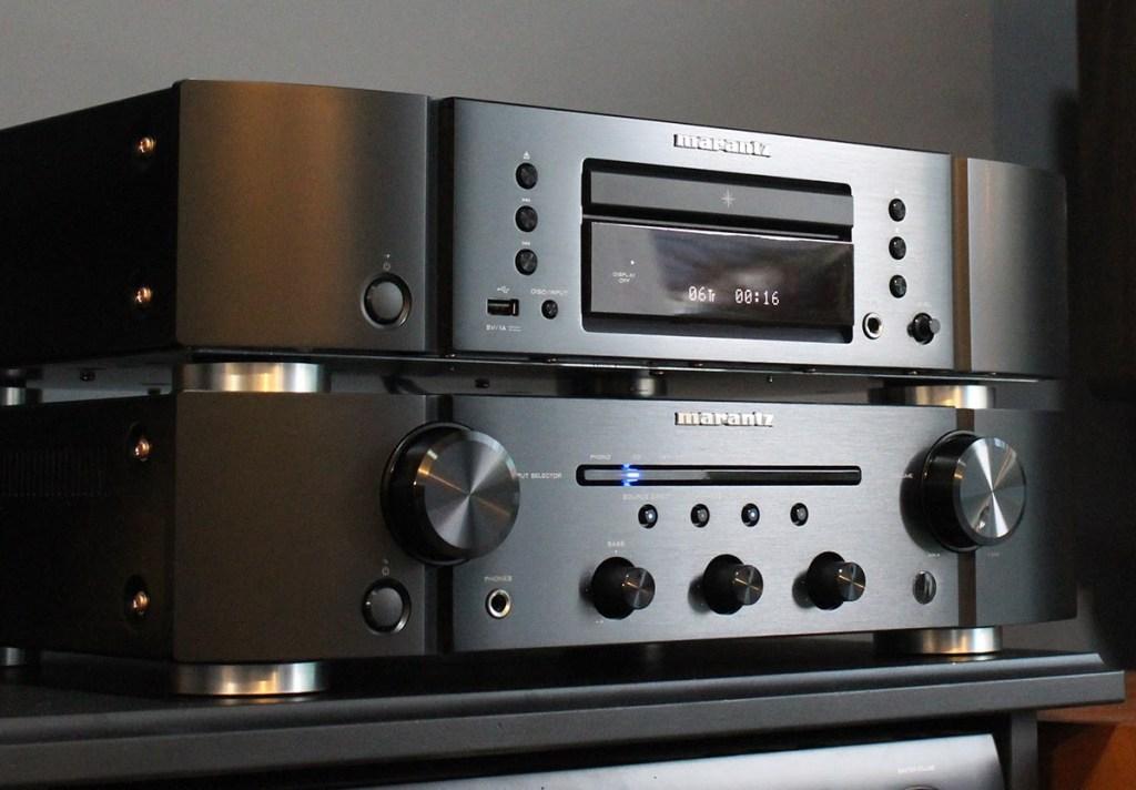 CD6007 & PM6007