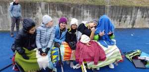 U14F al gelo