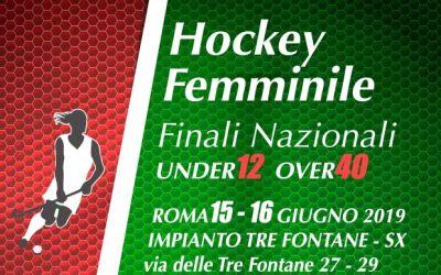 Under 12 femminile a Roma per la finale scudetto