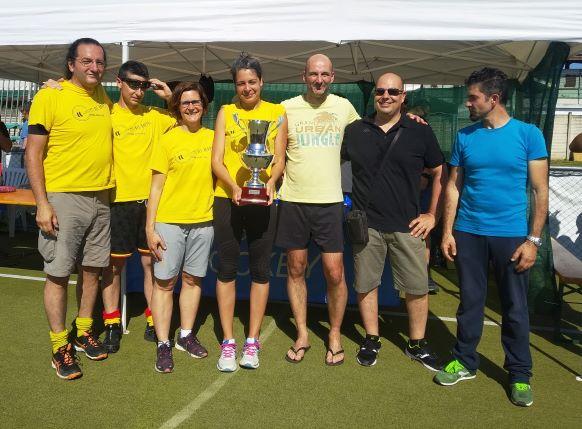 Mami&Papi vincitori del 1° trofeo promo del Nord Est