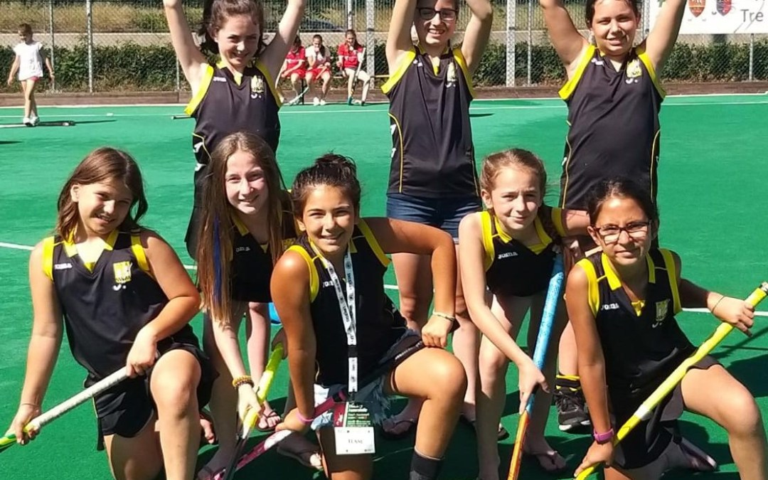 Super le nostre ragazze Under 12: quarte in Italia!