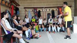 Under 14 femnminile a Padova