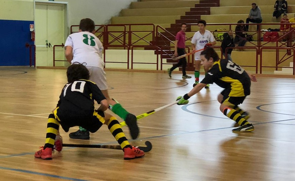 Ultimo week-end del 2019 con i ragazzi Under 18 e Under 14