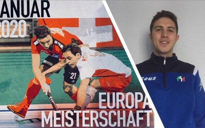 EuroHockey indoor: in bocca al lupo Matte!