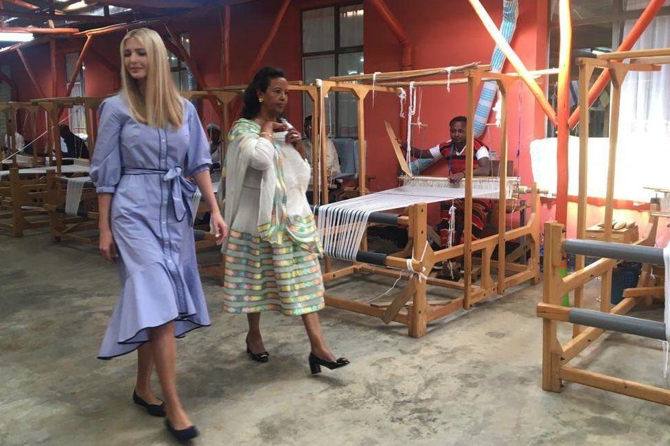 Afrika: Qiimaha Uu Joogo Labiska Ina Trump Oo Wax La' Iska-weydiiyey