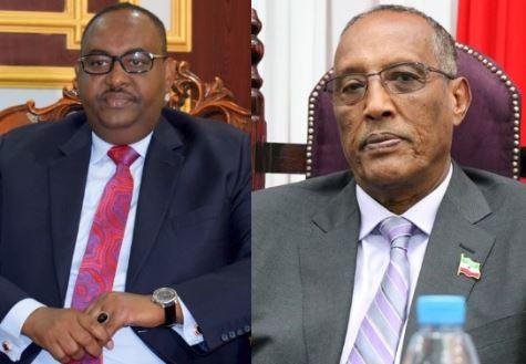 Miyey Kulmeen Madaxweyneyaasha Somaliland Iyo Puntland ?