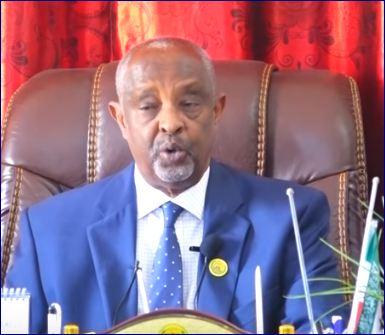 Wasiirka Daakhiliga Somaliland Oo Ka Hadlay Qabsoomida Doorashada
