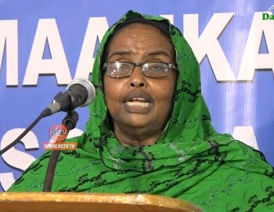 """""""Somaliland Waa Lagu Dhici La'yahay"""" Xildhiban Ka Mid Ah Baarlamaanka Soomaaliya"""