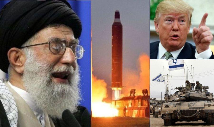 Xiisada Iran & Maraykanka Oo Ka Sii Daraysa Iyo Trump Oo Cunaqabatayno Cusub Ku Soo Rogay