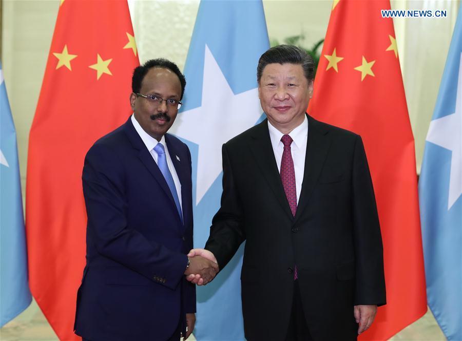 Bangi Shiine Ah Oo Somalia Daymiyey $200 Million Si Uu Uga Kalluumaysto Xeebaha