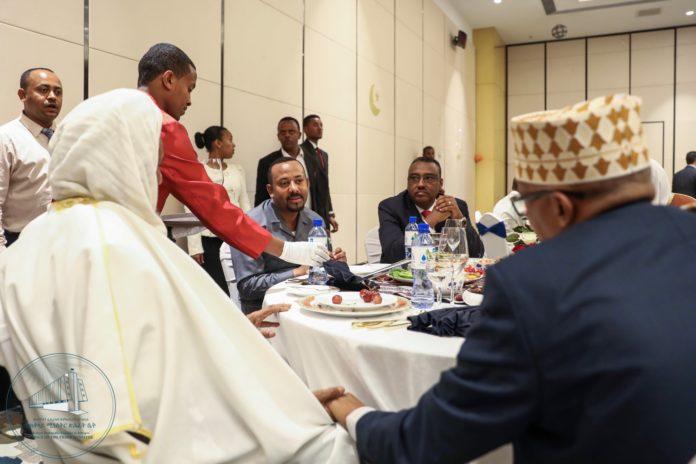 Raysal Wasaaraha Ethiopia Oo La Afuray Bulshada Muslimka Ee Dalkaasi