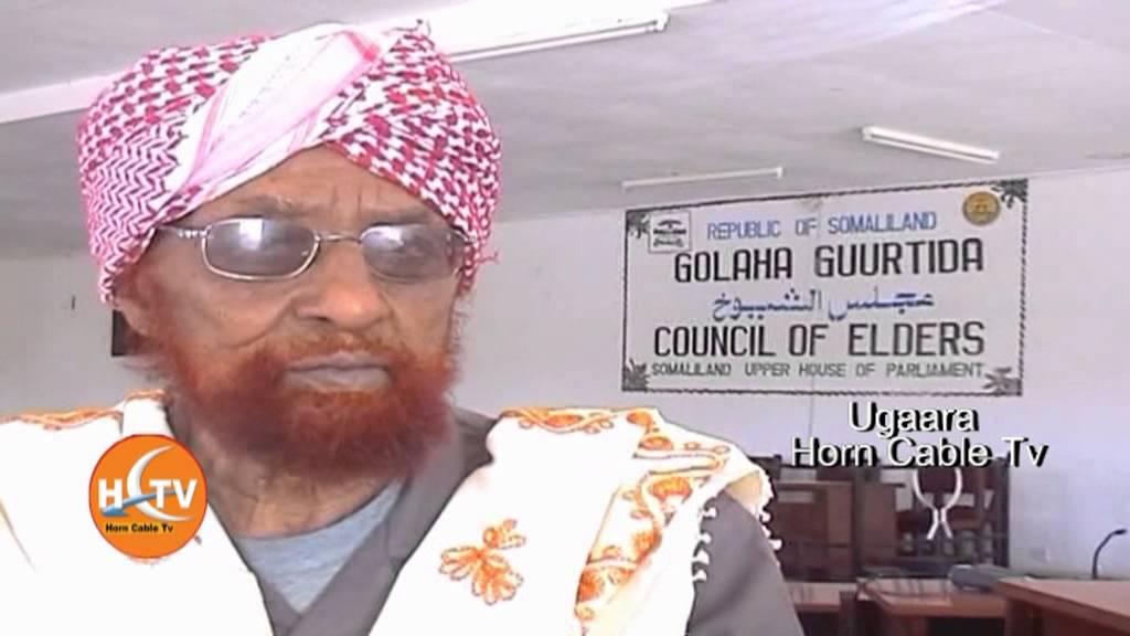 Damalkii Nabadda (Xaaji Cabdi Xuseen)  oo  Geeriyooday….