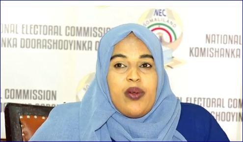 Komishanka Doorashooyinka Somaliland Oo Jawaab Ka Bixiyey Hadal Ka Soo Yeedhay Somalia