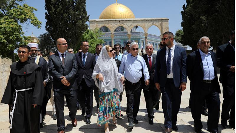 Israel Oo Xidhay Wasiir Falastiini Ah