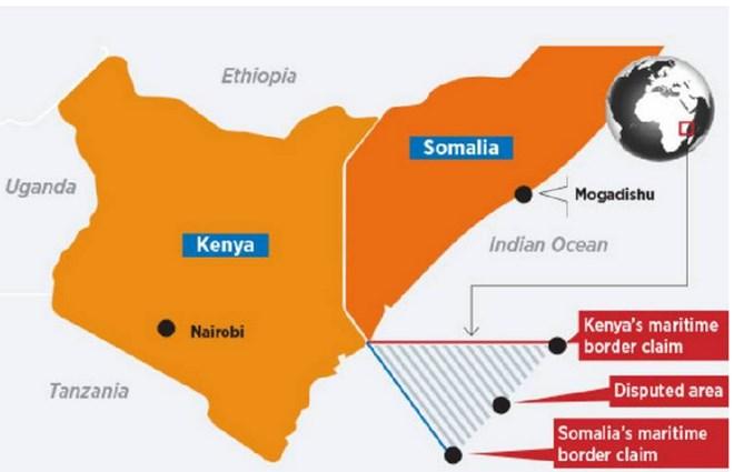 Muranka Badda Ee Somalia Iyo Kenya Oo UN-Ka Gaadhay