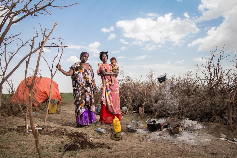 Somalia: UNHCR Oo Ku Dhawaaqday In Arimaha Cimilada Ee Isa-soo-Taraya Ay Barakac Sababeen