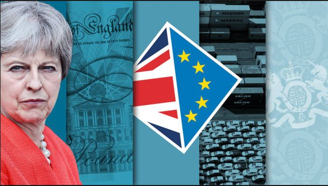 Dhaqaalaha UK Oo Hoos U Dhacay, Si La Mid Ah Sida Qorshihii Ka Bixidda EU U Curyaamay