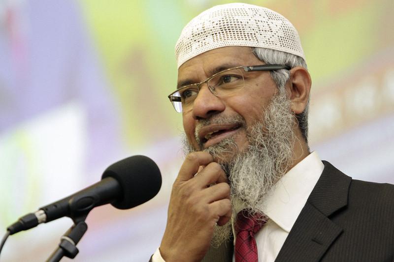 Hindiya Oo Ka Codsatay Malaysia Inay Usoo Gacan Galiso Dr Zakir Naik