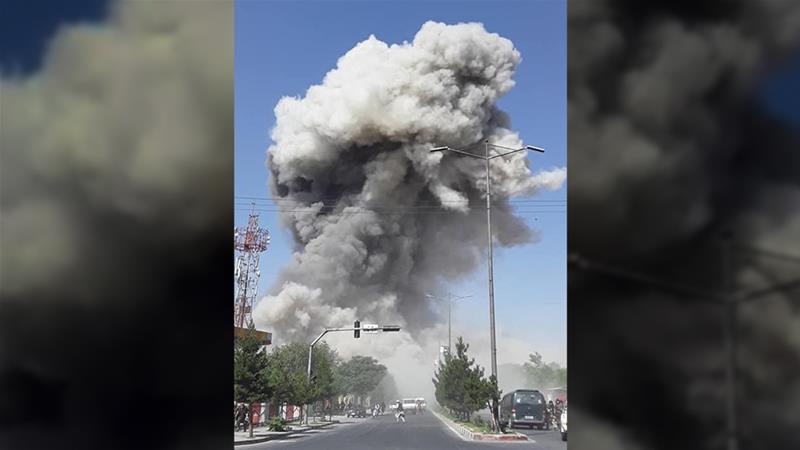 Qarax Xoogle Oo Ruxay Caasimada Afghanistan