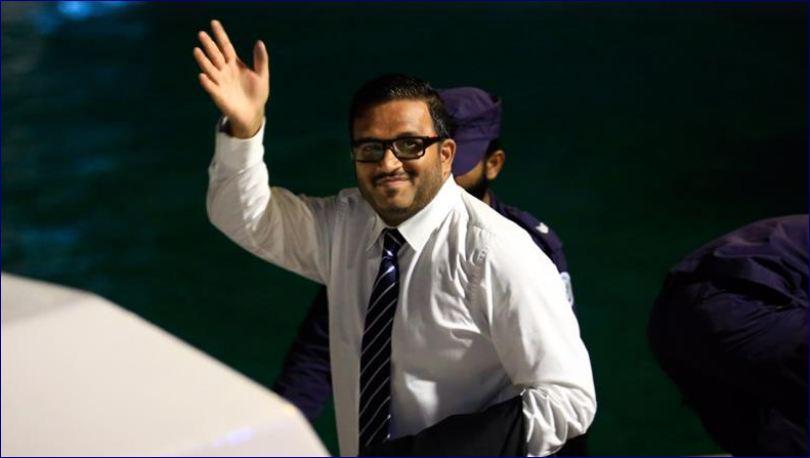India Oo Dib U Celisay Madaxweyne Ku xigeenkii Hore Ee Maldives Oo Magangalyo Dalbaday