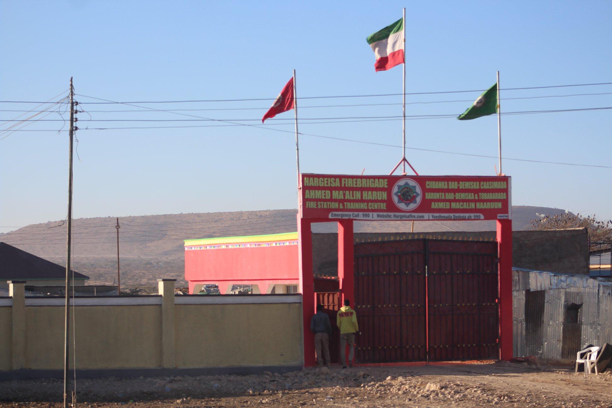 Somaliland: Askar Lagu Eryay Balwadaha Qaadka Iyo Sigaarka