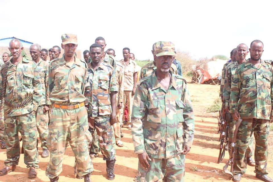 Maleeshiyaad Buuhoodle Kaga Soo Biiray Ciidammada Qaranka Somaliland