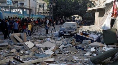 Israel Oo Weerar Ku Dishay Hogaamiyihii Kooxda Islamic Jihad