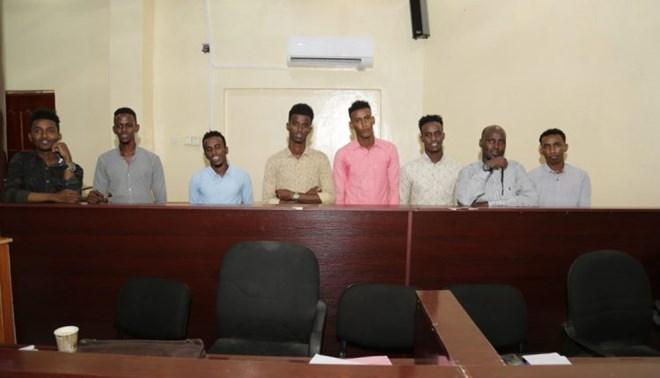 Somaliya: Maxkamadda Ciidammada Oo Xukun Adag Ku Ridday Xubno Al-shabaab-nimo Lagu Eedeeyay