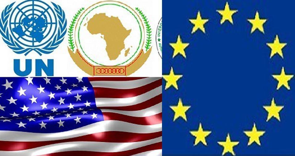 Beesha Caalamka Oo Ka Hadashay Khilaafka Dowladda Federalka Iyo Maamul Goboleedyada Somalia