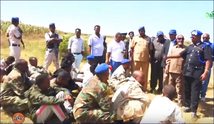 Taliyaha Booliska Somaliland Oo Kormeerkiisii U Horeeyey Ku Tagay Gabilay