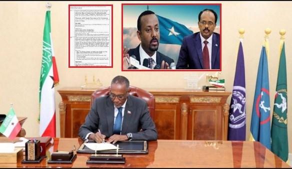 Xukuumadda Somaliland Oo Diidday In Farmaajo Yimaaddo Hargeysa (Akhri Oo Faahfaahin)